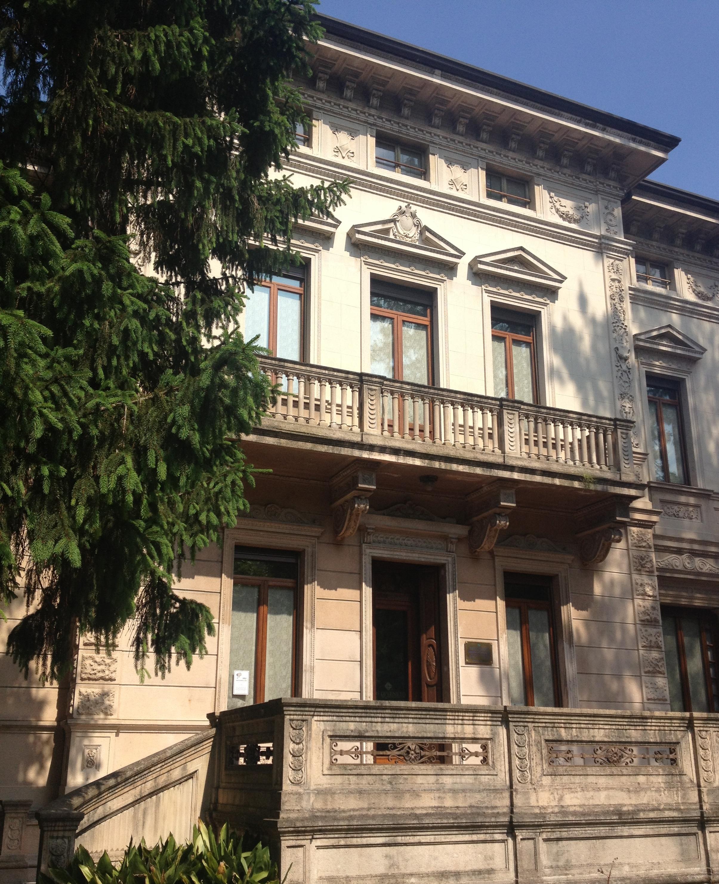 Villa Nuvolari 1